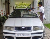 Windshield Polishing Cleaning Car Paint