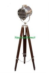 Designer Royal Nautical Spot Search Light - Floor Lamp Tripod