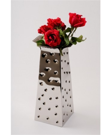 Dimple Flower Vase at Rs 935 /piece | Home & Office - Arttd\'inox ...