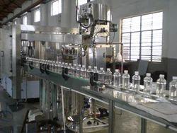 Radhe 40 Bpm Mineral Water Filling Machine