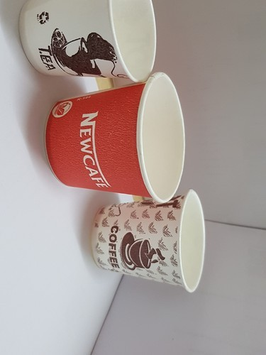 White Paper Cups 140ML
