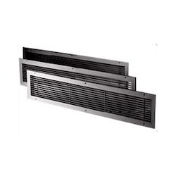Curved Grilles