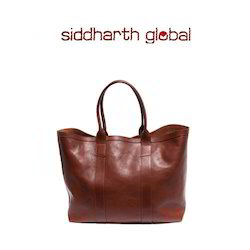 85540ed64f9f Siddharth Tan Leather Tote Bag