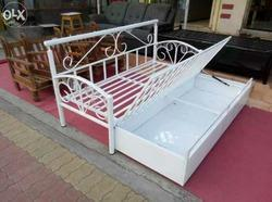 Iron Sofa Cum Bed at Rs 8000 piece Kherdi Silvassa ID
