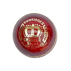 SS Swinger ( Alum Tanned) Cricket Ball