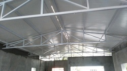 Puff Insulated Roofing Sheds