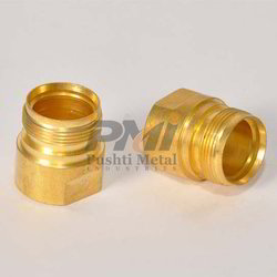 Brass Plug Connector