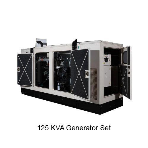 125 KVA Generator Set