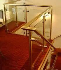 Bon Designer Brass Staircase Railing