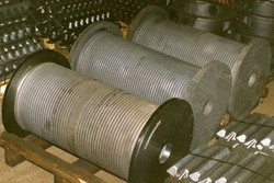 Rope Drums, Capacity: 1-3 ton