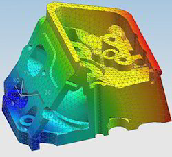 Engineering Feasibility Analysis CAE Design Services, For Manufacturing, in Whole World