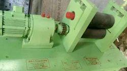 SS Sheet Aluminum Paper Embossing Roller