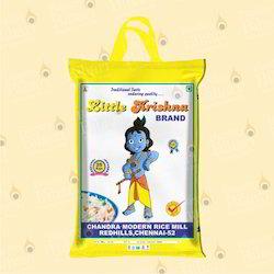 PP Rice Packaging Bags