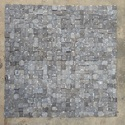 B Black Mosaic Tile