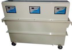 Oil Cooled Unbalanced Servo Voltage Stabilizer