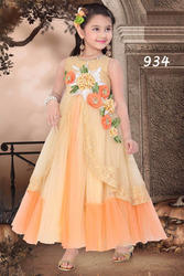 Kids Trendy Fashion Gowns