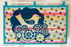 Fabric Wall Hanging