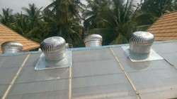 Powerless Roof Ventilators