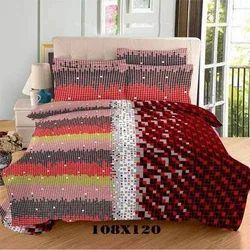 Designer Satin Bed Sheet