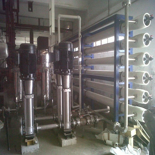 1000 Ltrs To 100000ltrs Automatic Membrane System
