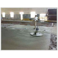 Residential Building And Corporate Building Concrete Flooring Services