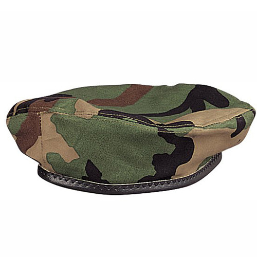 Beret Caps - Green Military Beret Manufacturer from Delhi