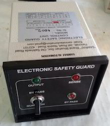 Single Phase Wired Safety Light Control Unit, for Industrial