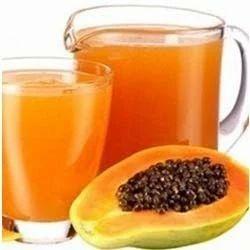 Natural Yellow Papaya Concentrate
