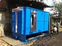 Recovery Cyclone Spray Booth
