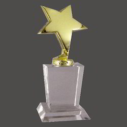 Golden Crystal Trophy