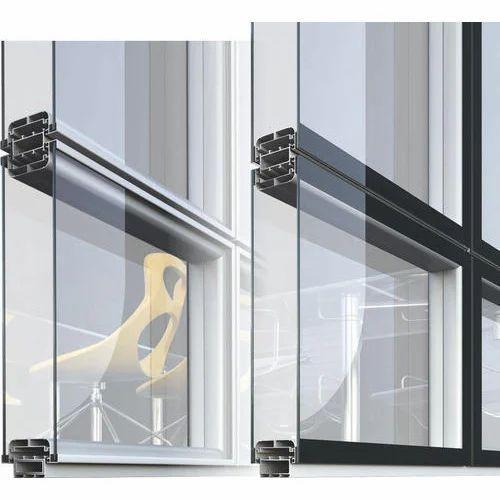 Aluminium Frame for Glass at Rs 70 /square feet | Aluminium Frames ...