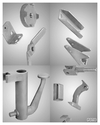 Food Processing Equipment Investment Casting