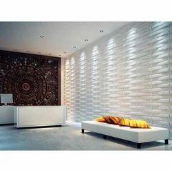 Modern 3D Wall Panel