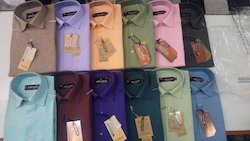 Cotton/Linen Mens Formal Shirts