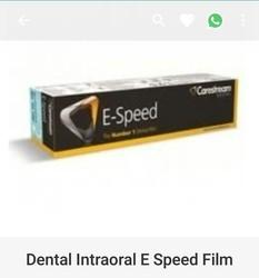 Carestream (kodak) E-speed Dental X Ray Film, Pack Type: 1*150