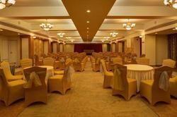Banquet Hall Interior Designing Service in N. Nivas Sanathnagar, Hyderabad,  Luxus Interiors & Infra Private Limited | ID: 10894046530