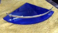 Glass Corner Blue