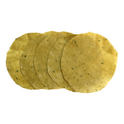 Green Moong Papad