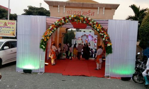 Wedding main gate decoration service in pune pranav enterprises wedding main gate decoration service junglespirit Choice Image