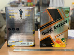 Whey Protein Packaging Box
