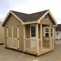 Prefabricated Houses & Structures