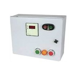 Stainless Steel Submersible Control Panel, For Industrial, Standarized