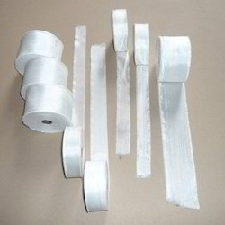 Mica Coated Ceramic Fiber Fabric Tape