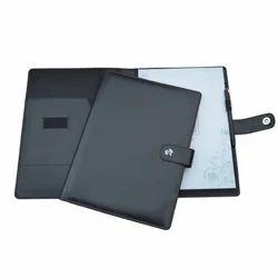 Black Business File Folder