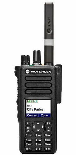 Motorola Digital 2 Way Vhf/uhf Radio