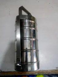 Steel Tiffin