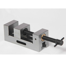 Hardened & Ground Precision Grinding Vice With Screw