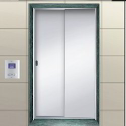 Telescopic Elevator Doors