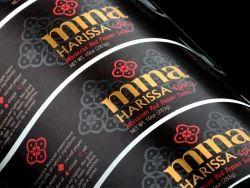 Gloss Varnish Labels
