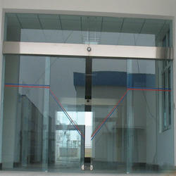 Sensor Glass  Doors